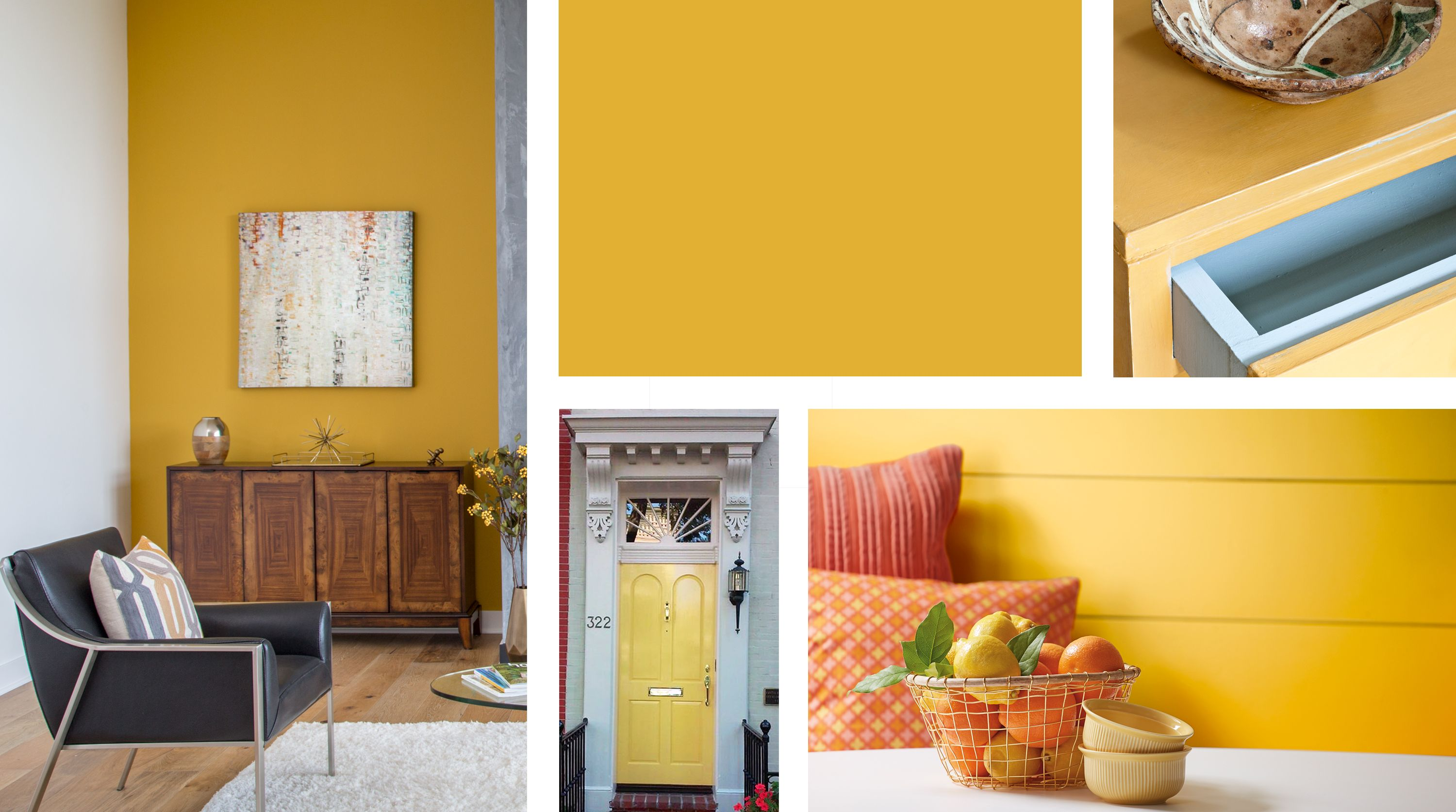 Color of the Month, August 2018: Ceylon Yellow | Color of the Month ...