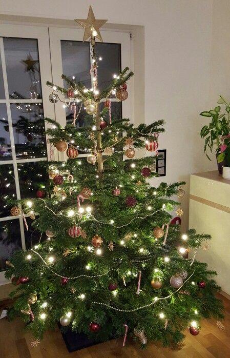 Schmuck weihnachtsbaum