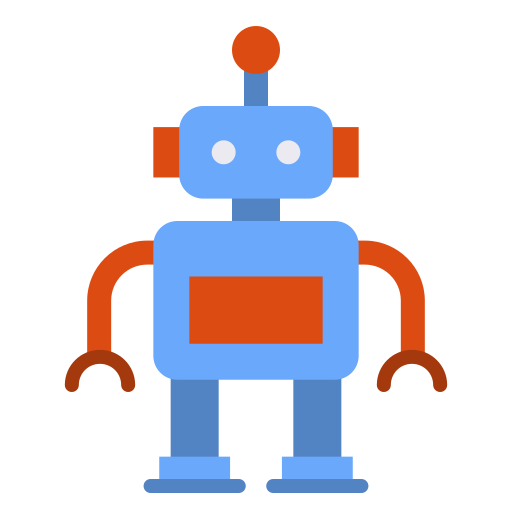 Robot Free Vector Icons Designed By Good Ware Vector Free Free Icons Vector Icon Design