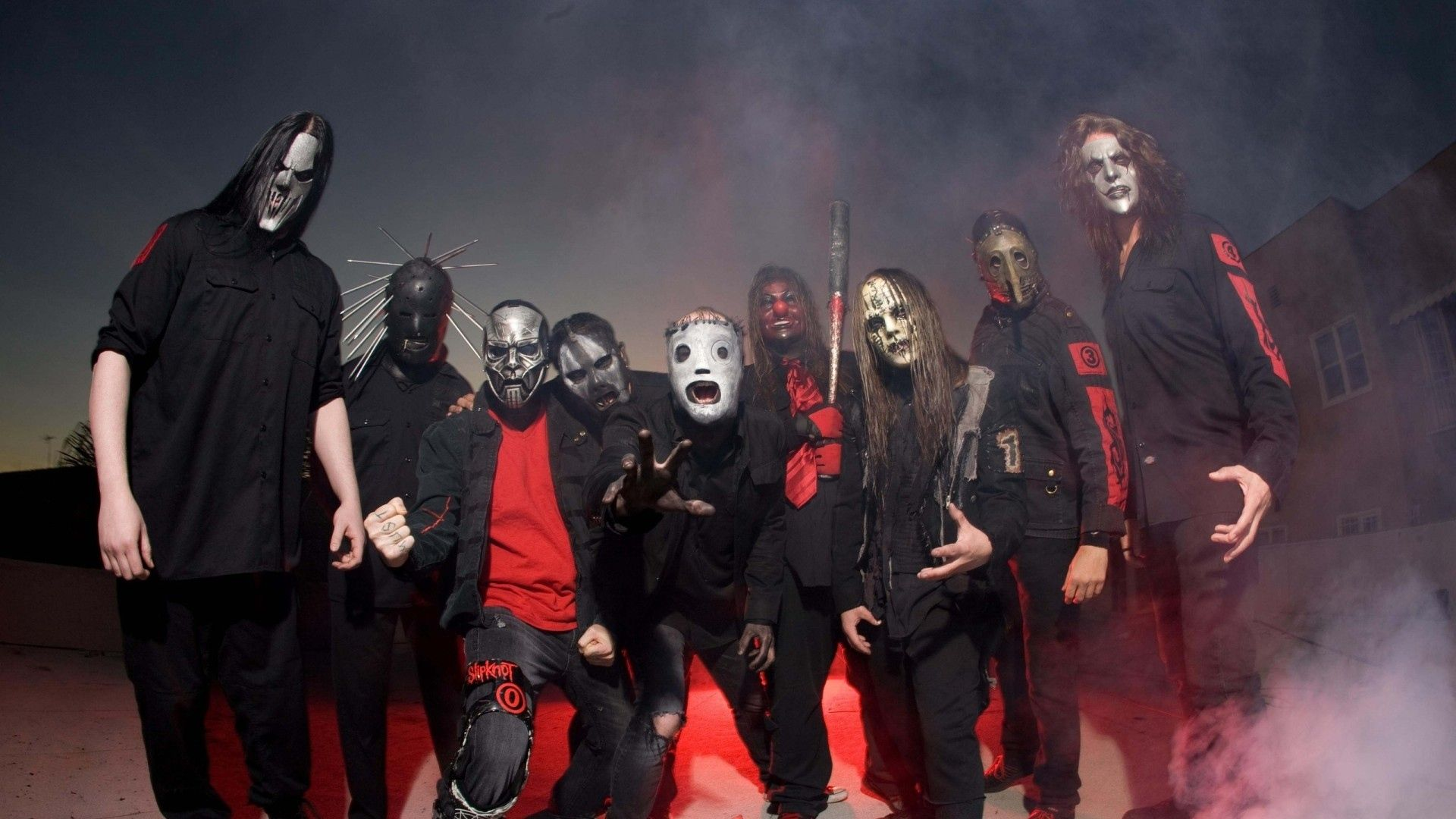Full HD 1080p Slipknot Wallpapers HD, Desktop Backgrounds