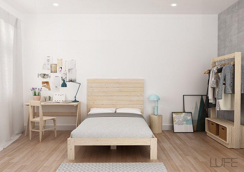 TESTA Cabecero 9H cama individual