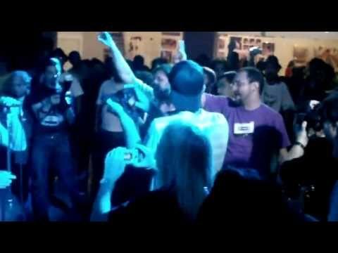 Show Rock na Vitrine, Galeria Olido | Ano 2012