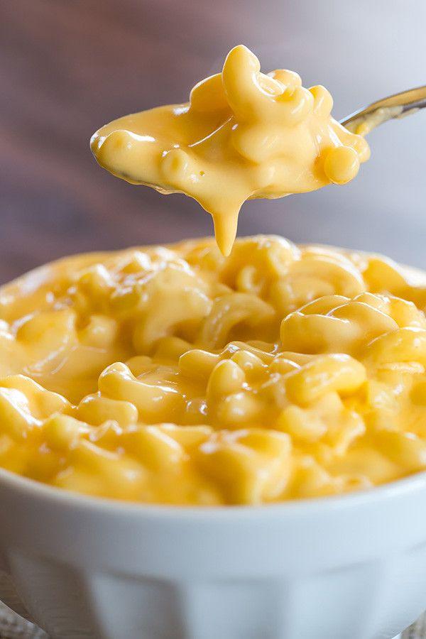 Creamy Stovetop Macaroni and Cheese | Brown Eyed B