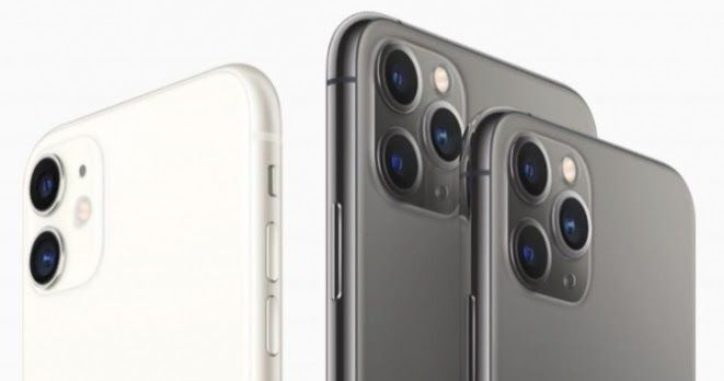 Apple reported record revenue from iPhone sales over the