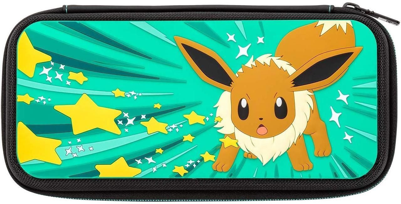 PDP released a new line of Pokemon Carrying Cases for the Switch -