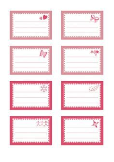 tiquettes imprimer pour cahier recherche google activit s manuelles pour enfants. Black Bedroom Furniture Sets. Home Design Ideas