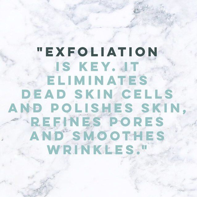 Exfoliation Is A Must In Your Skincare Routine Cilt Skin Care Dark Spots Anti Aging Skin Products Anti Aging Skin Care