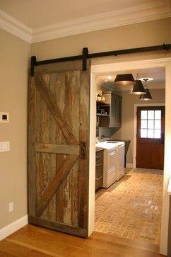 Reclaimed Barn Door Design Ideas From Projects In NYC, New Jersey U0026  Connecticut Rustic Interior Doors