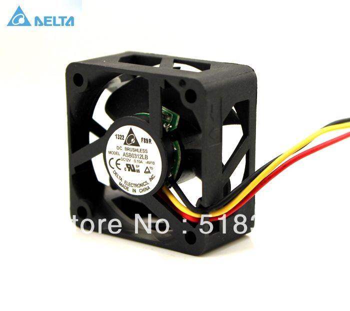 Original Delta Asb0312lb The 3cm 3015 3 3 1 5cm 30 30 15mm Fan 12v