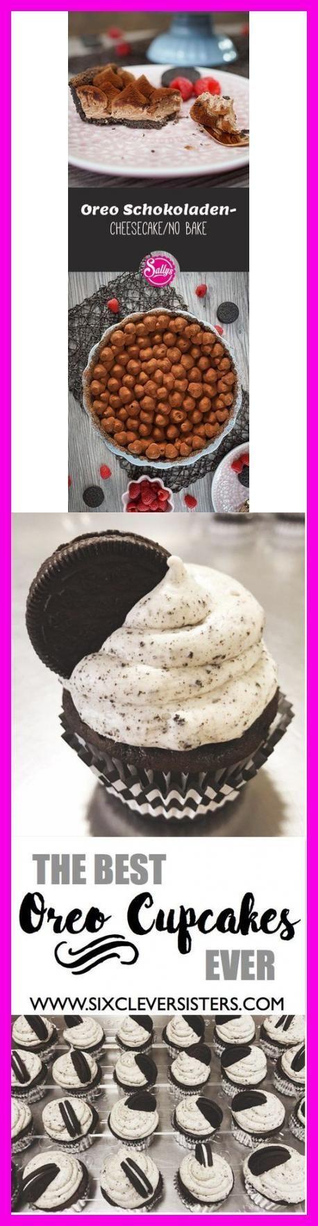 Photo of Oreotorte – Was Esse Ich Heute –  Ein No Bake Oreo Schokoladen-Cheesecake! Sehr …