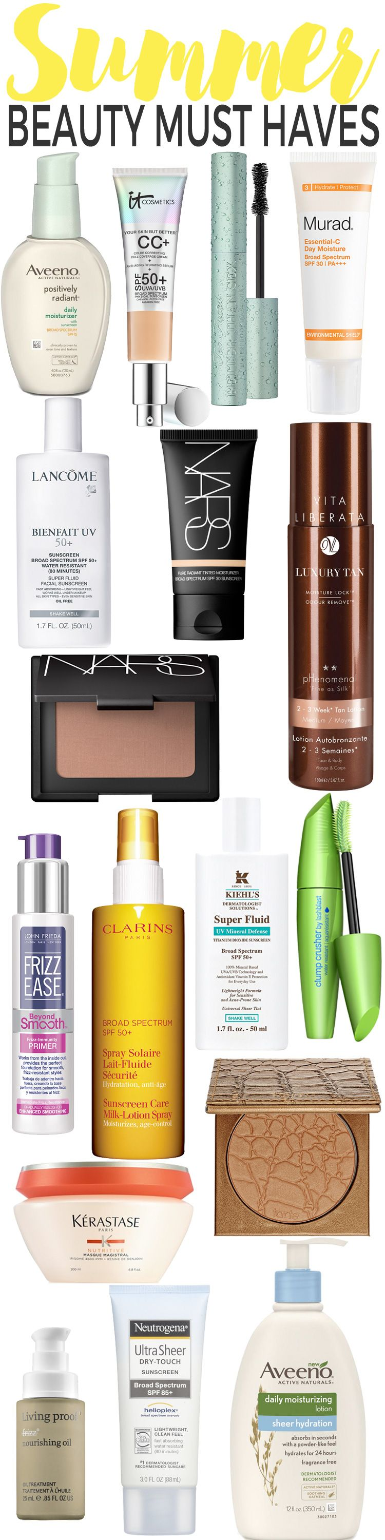 2019 year look- Beauty summer products 3