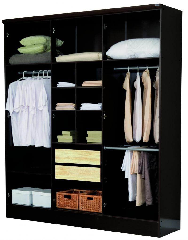 Distribucion Interna De Un Closet Muebles Pinterest # Muebles Wardrobe