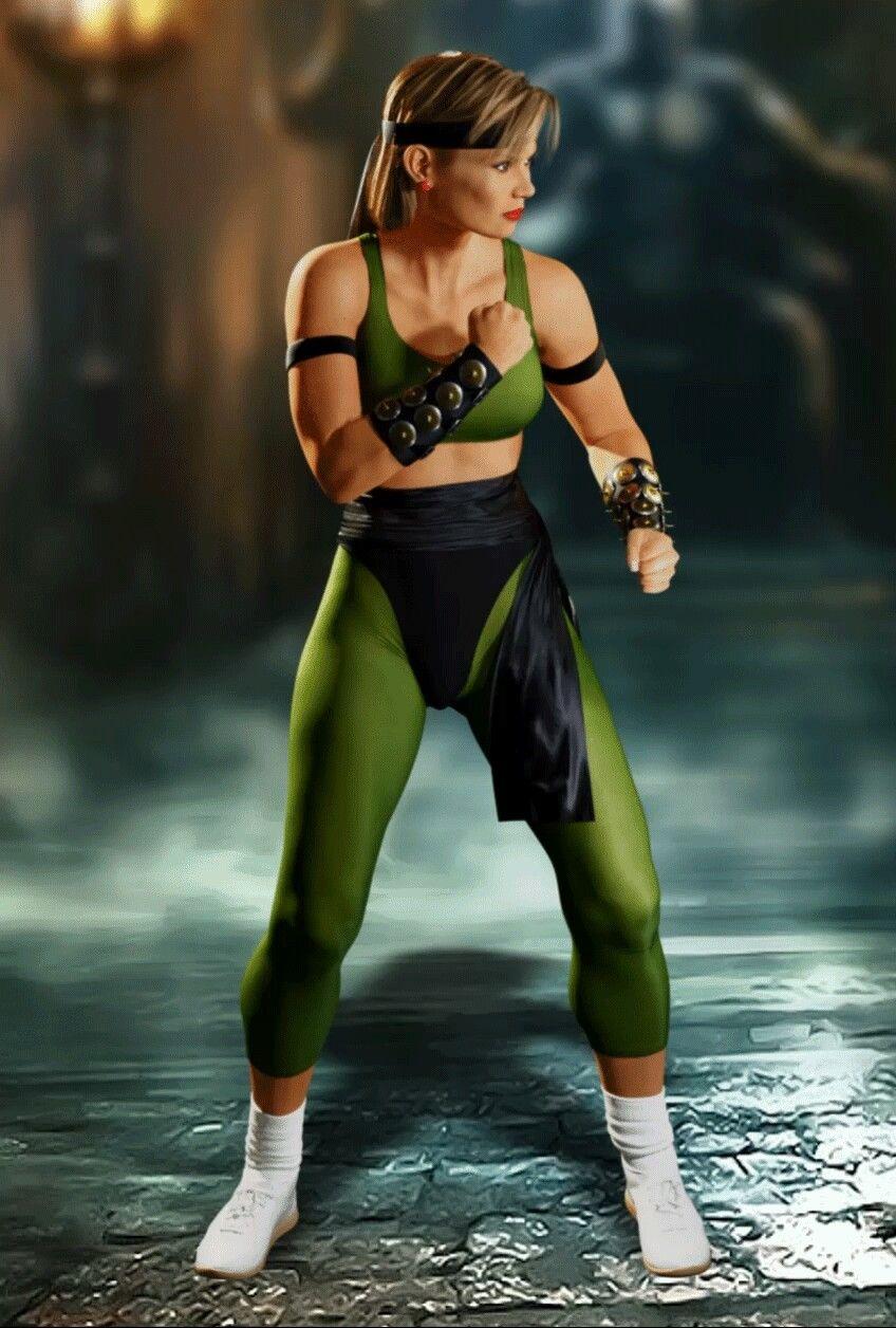 Mortal Kombat: Lt. Sonya Blade (Tobiass Version) by