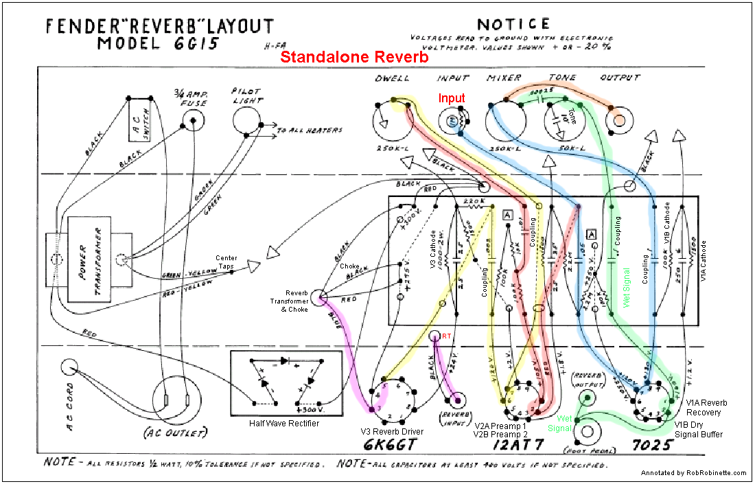 Fender 6G15 tube reverb layout with signal path by ... on fender deluxe reverb tube layout, fender reverb amp, fender vibrolux schematic, fender super reverb, fender showman schematic, fender vibrato schematic, fender princeton schematic, fender tweed schematic, fender reverb amplifier, 300w amplifier schematic, fender tremolo schematic, fender pro reverb tube, fender reverb plan, fender vibrolux reverb, fender amplifier schematic, fender princeton reverb reissue, fender super amp, fender vibroverb schematic, tube overdrive schematic, fender bandmaster reverb,
