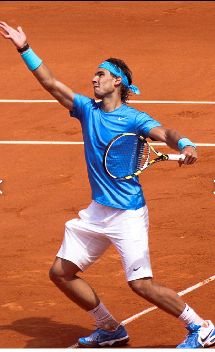 Rafael Nadal Sport Career   Rafael nadal, Tennis players ...