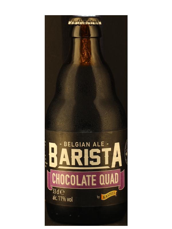 Barista - Chocolate Quad - 33cl