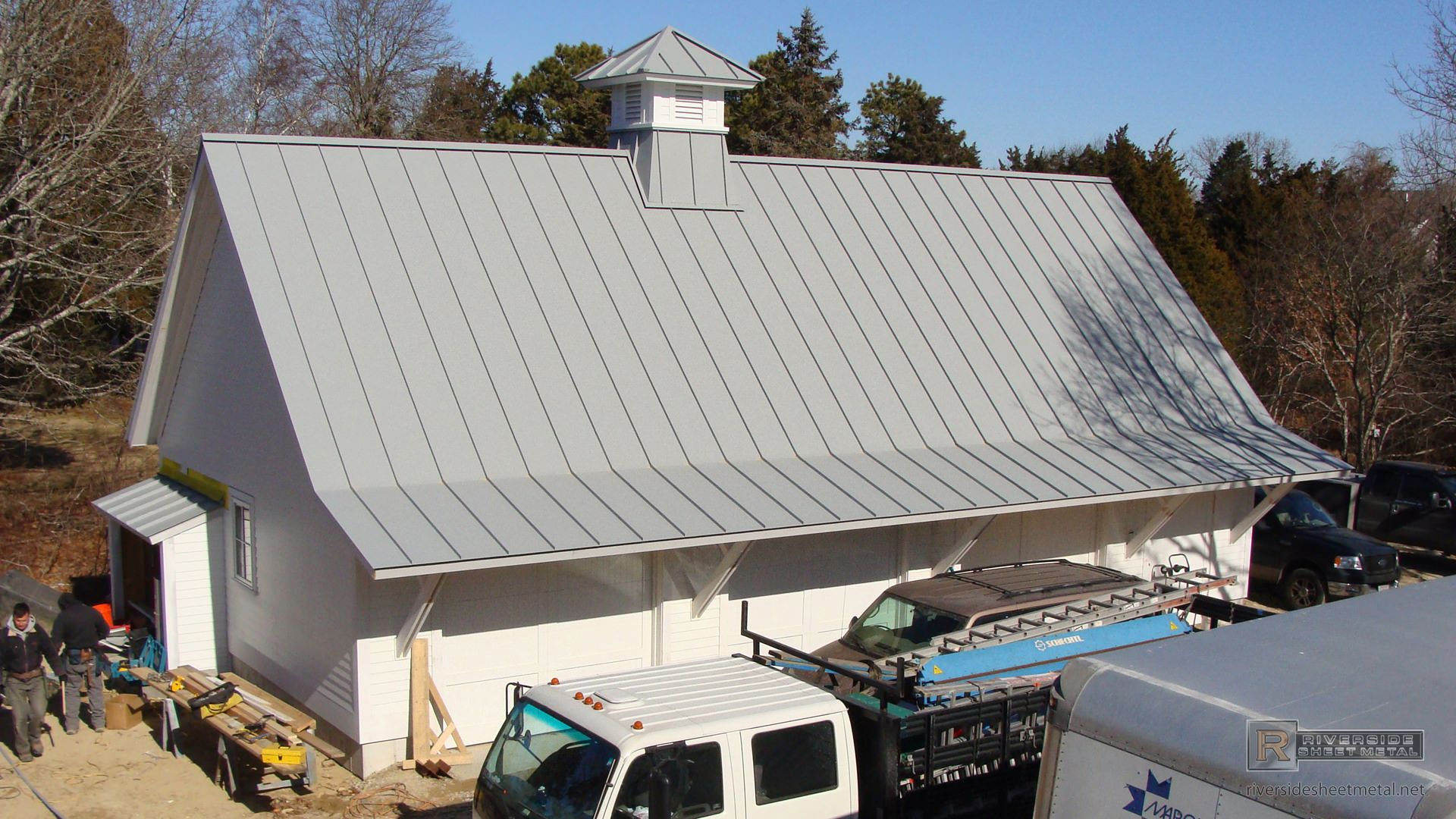 Best Aluminum Dove Gray Metal Roof Metal Roofing Metal Roof 400 x 300