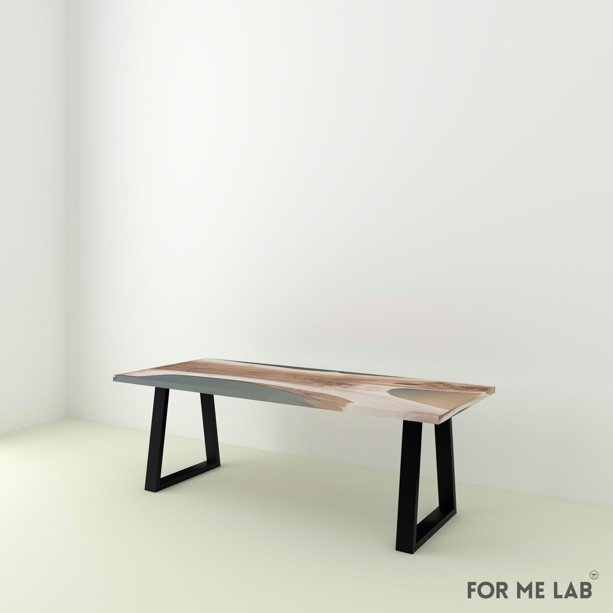 L Atelier Des Tables For Me Lab Table Artisanale Mobilier Table