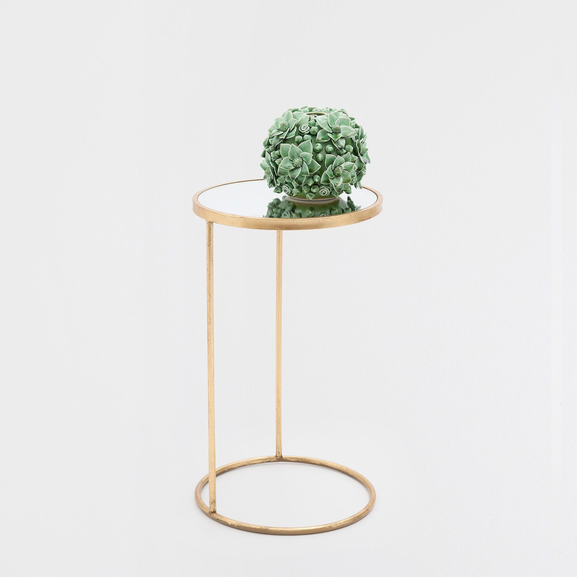 SMALL ROUND HIGH TABLE   | Zara Home United States Of America