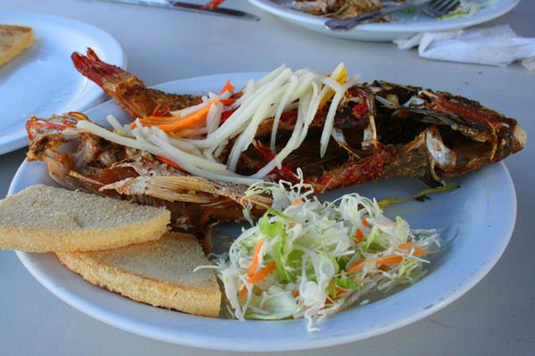 jamaican escovitch fish recipe  mackerel recipes porgy