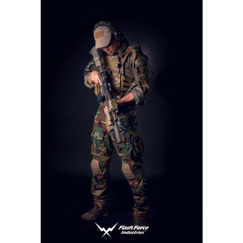 0a75df0e FFI Woodland Camo Gen3 Combat Set 2015 Ver. ( M81 G3 Gen 3 ) ( MARSOC /  RAIDERS Style )