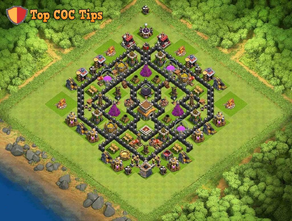 Hi Everyone Still Looking For A Good Hybrid Base Th8 The Best That You Can Use In Both War And As Your Regular
