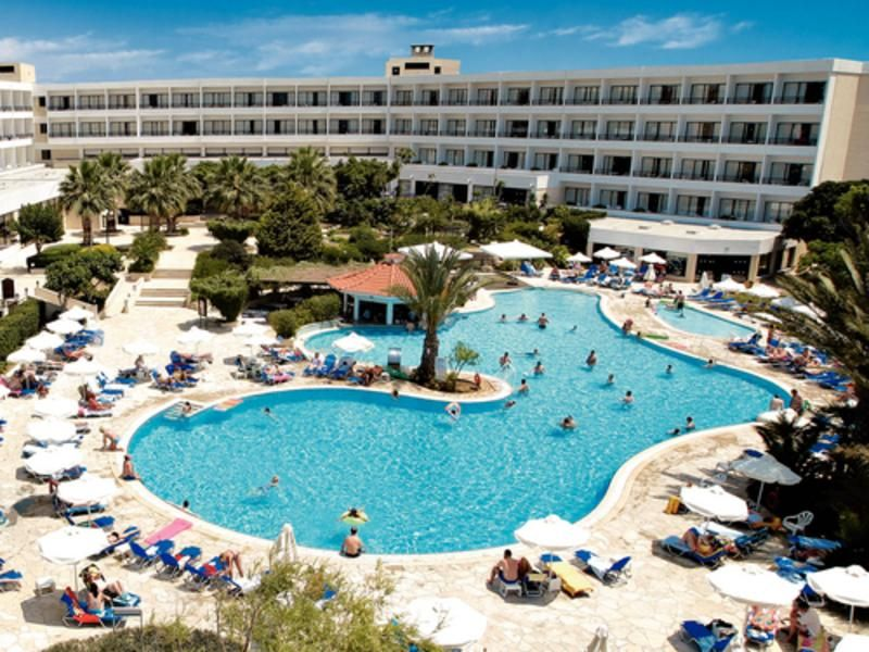 Avanti Hotel Paphos Cyprus