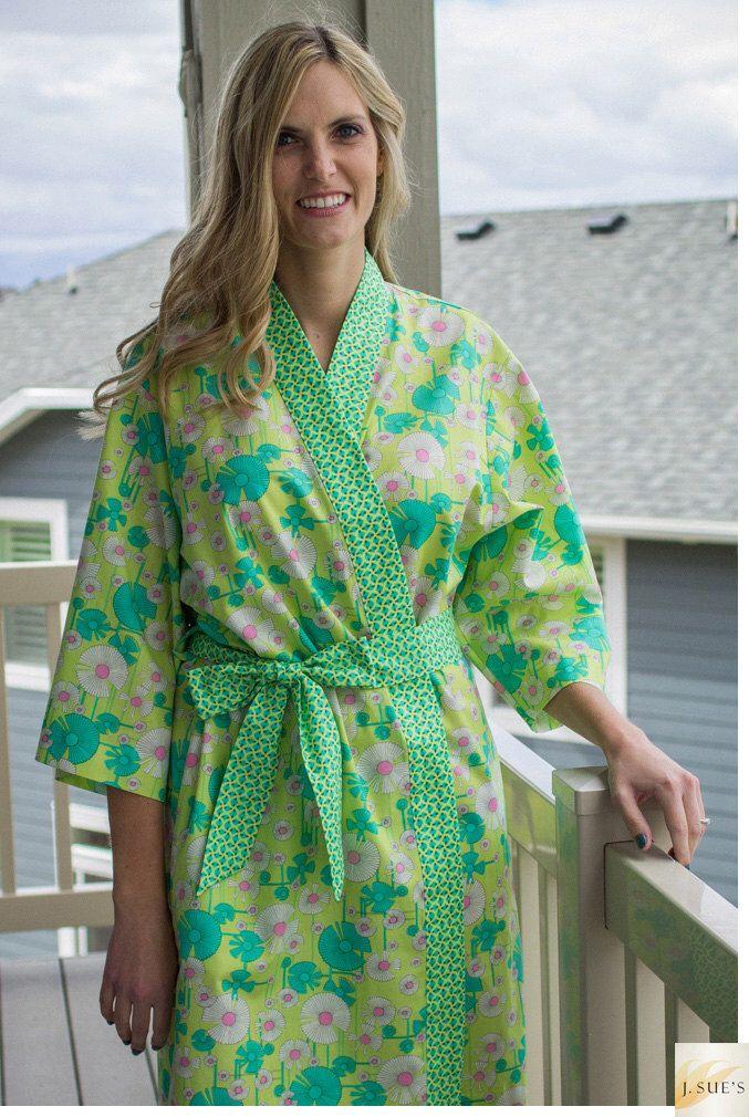 08495392c3 Maternity Robes Kimono Robe Knee Length All sizes Plus sizes Hospital gown  Cotton Nursing Gown Moms
