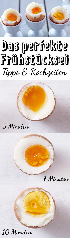 Eier kochen so geht 39 s richtig - Richtig eier kochen ...