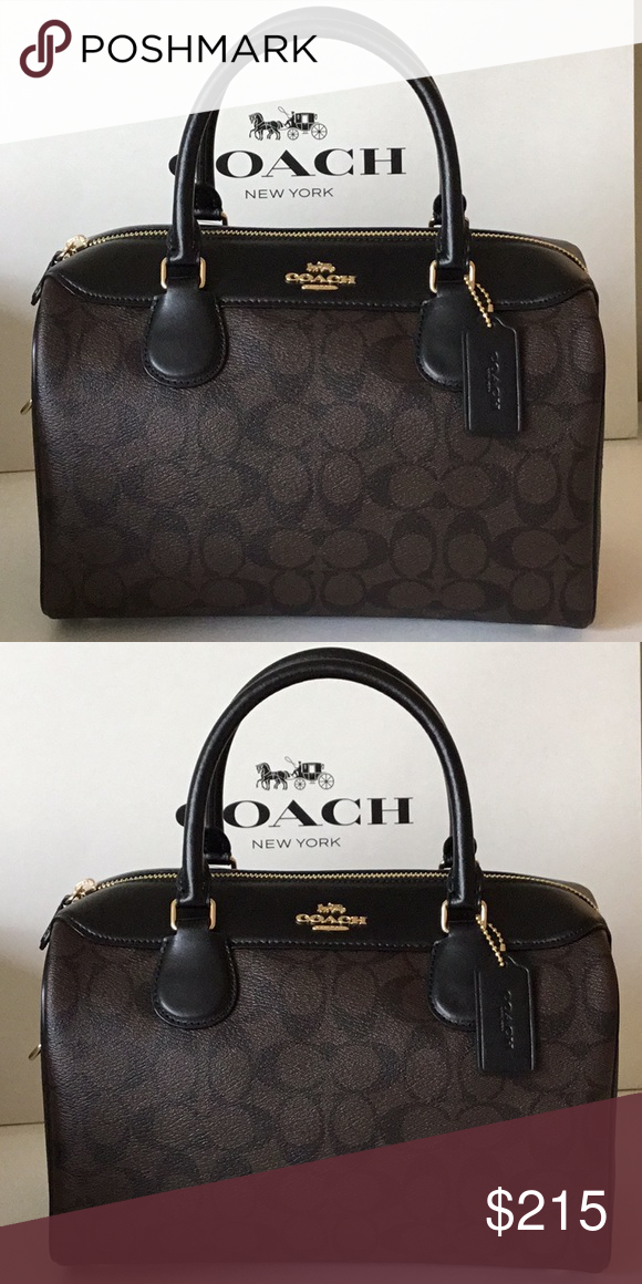 8c2f623fee8f7 🌷Coach Signature Large Bennett Satchel NWT. ✅ The bag is brand new and  original