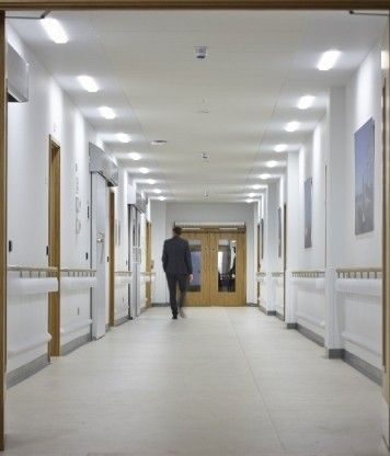 Flooring And Accessories Specialist Gradus Has Supplied Multiple Products To The Kent Institute Of Medicine Surgery Ki Design Construction News Architecture