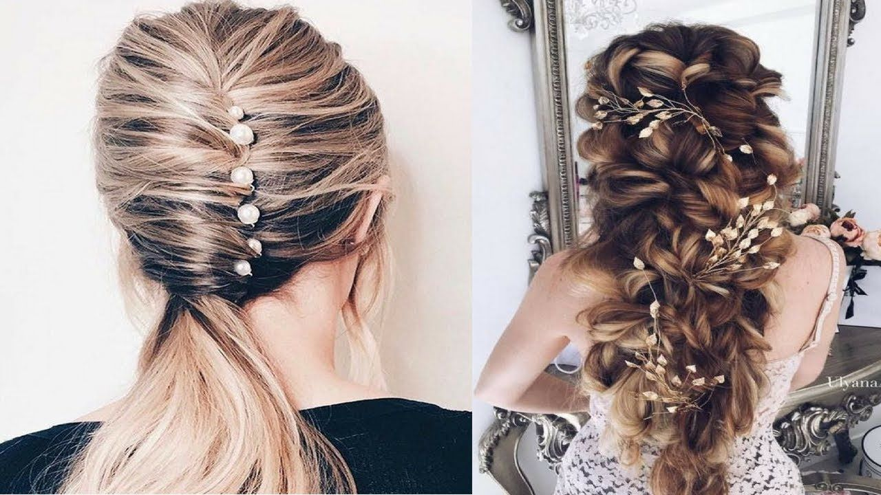Everyday hairstyles for girls easy quick braided hairstyle