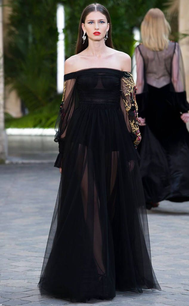 Galia Lahav from Best Looks From Haute Couture Paris Fashion Week F/W '17