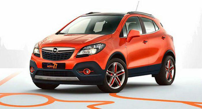 2017 Opel Mokka - http://carsmag.us/2017-opel-mokka/