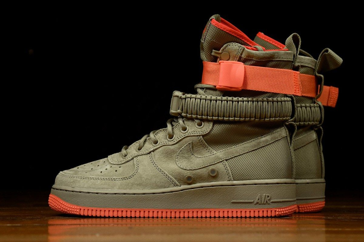 nike sf air force 1 herenboots