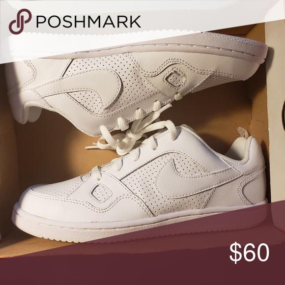sostén Polo Australia  Nike Son of Force (PS) Size 3Y White/White Nike Son of Force (PS) Size 3Y  (Youth). Color: White/White-White. SKU: 615152-109. … | White nikes, Nike,  Clothes design