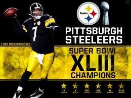 Steelers Super Bowl XLIII Champions
