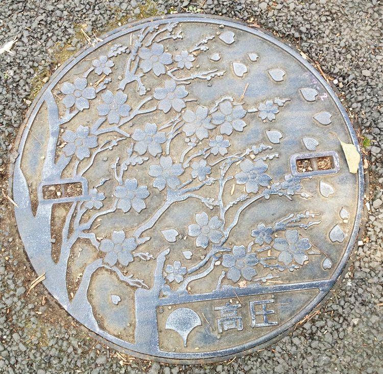 osaka manhole cover