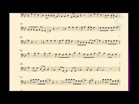 Euphonium Applause Lady Gaga Sheet Music Chords And Vocals