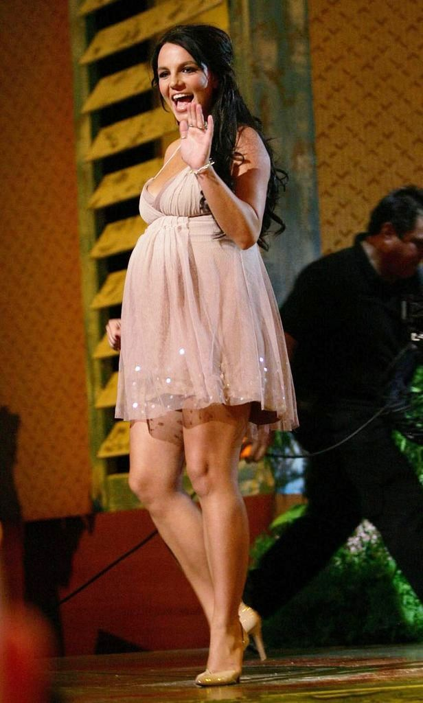 Britney Spears - Celebrities Most Memorable Pregnancy