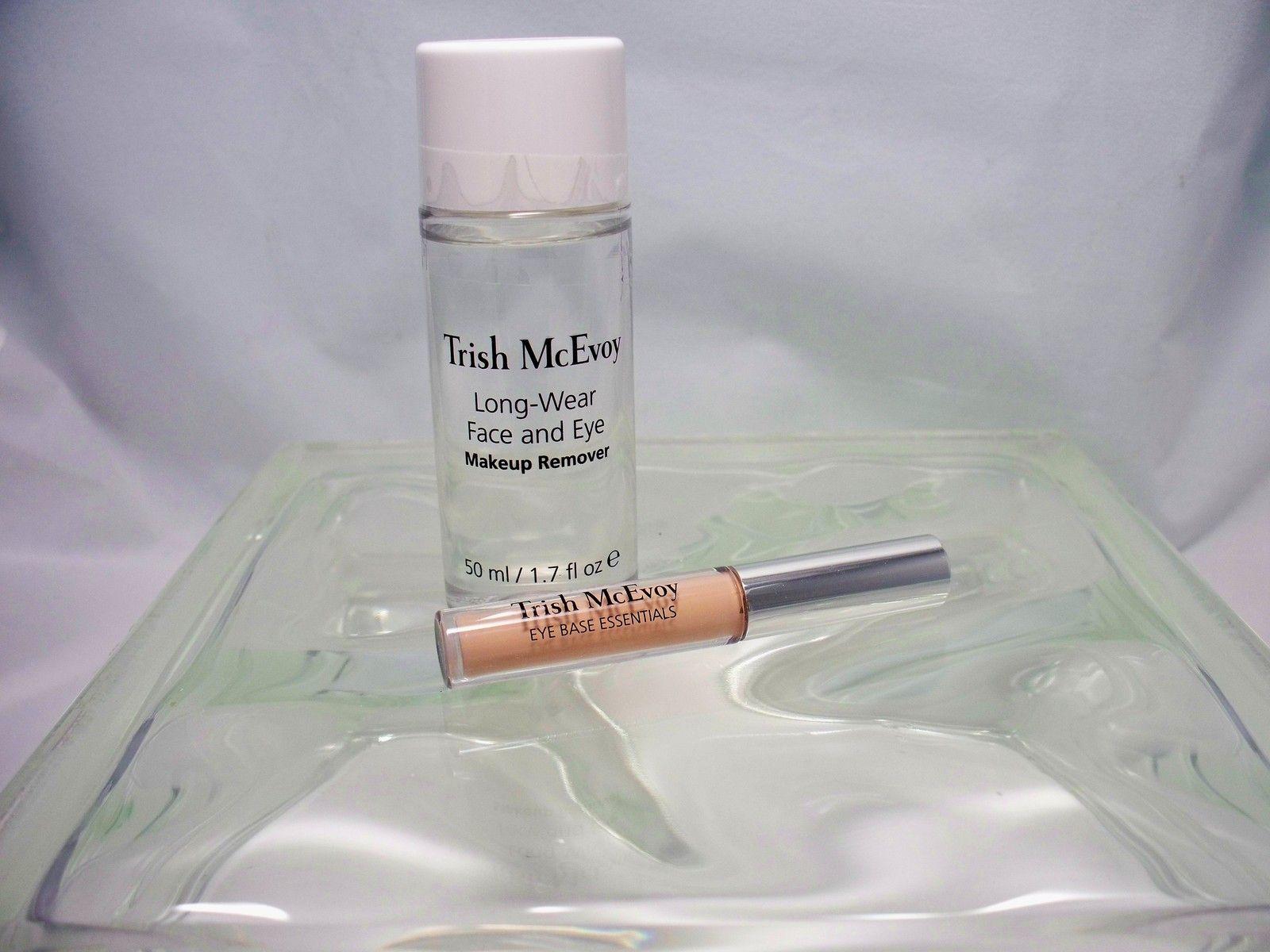 Trish McEvoy Set Instant Lips Shimmer + Makeup Remover