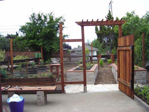 deer fencing for gardens kitchen garden with deer proof fencing