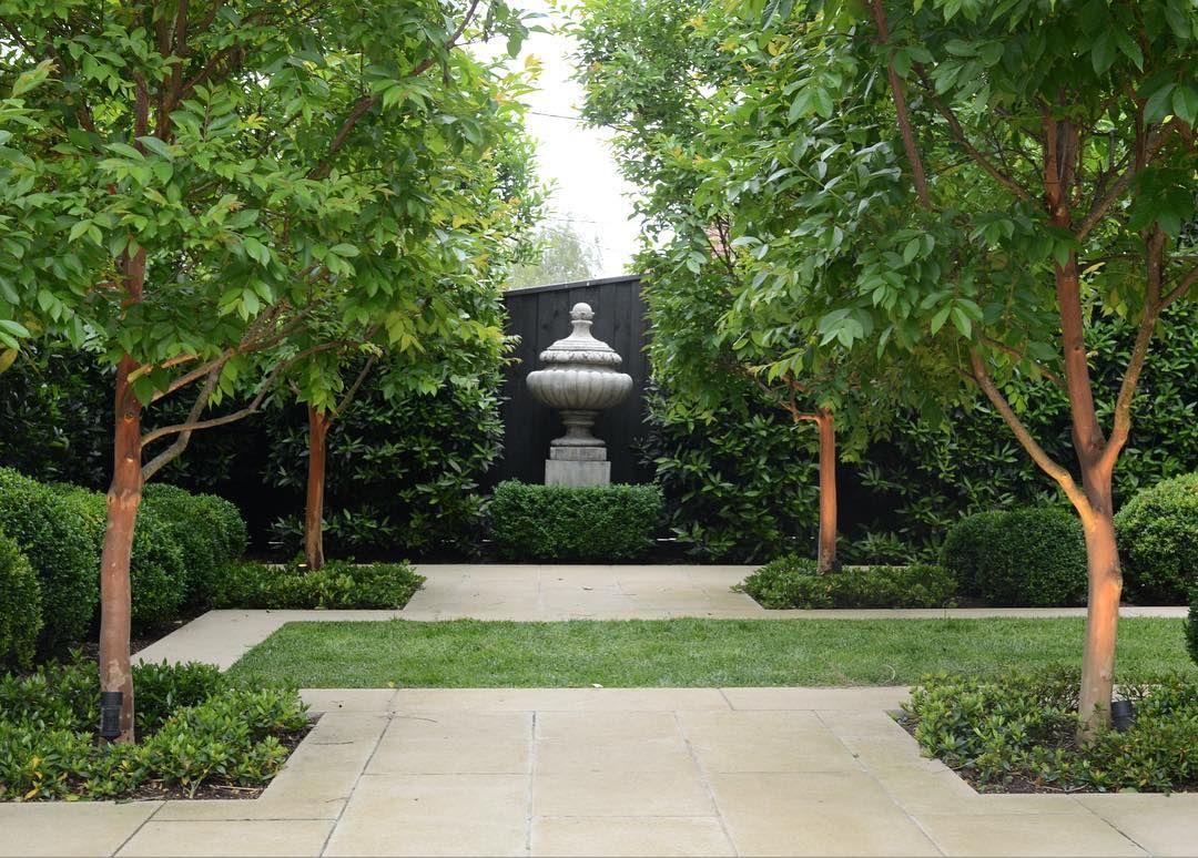 paul bangay garden malvern payne st pinterest gardens