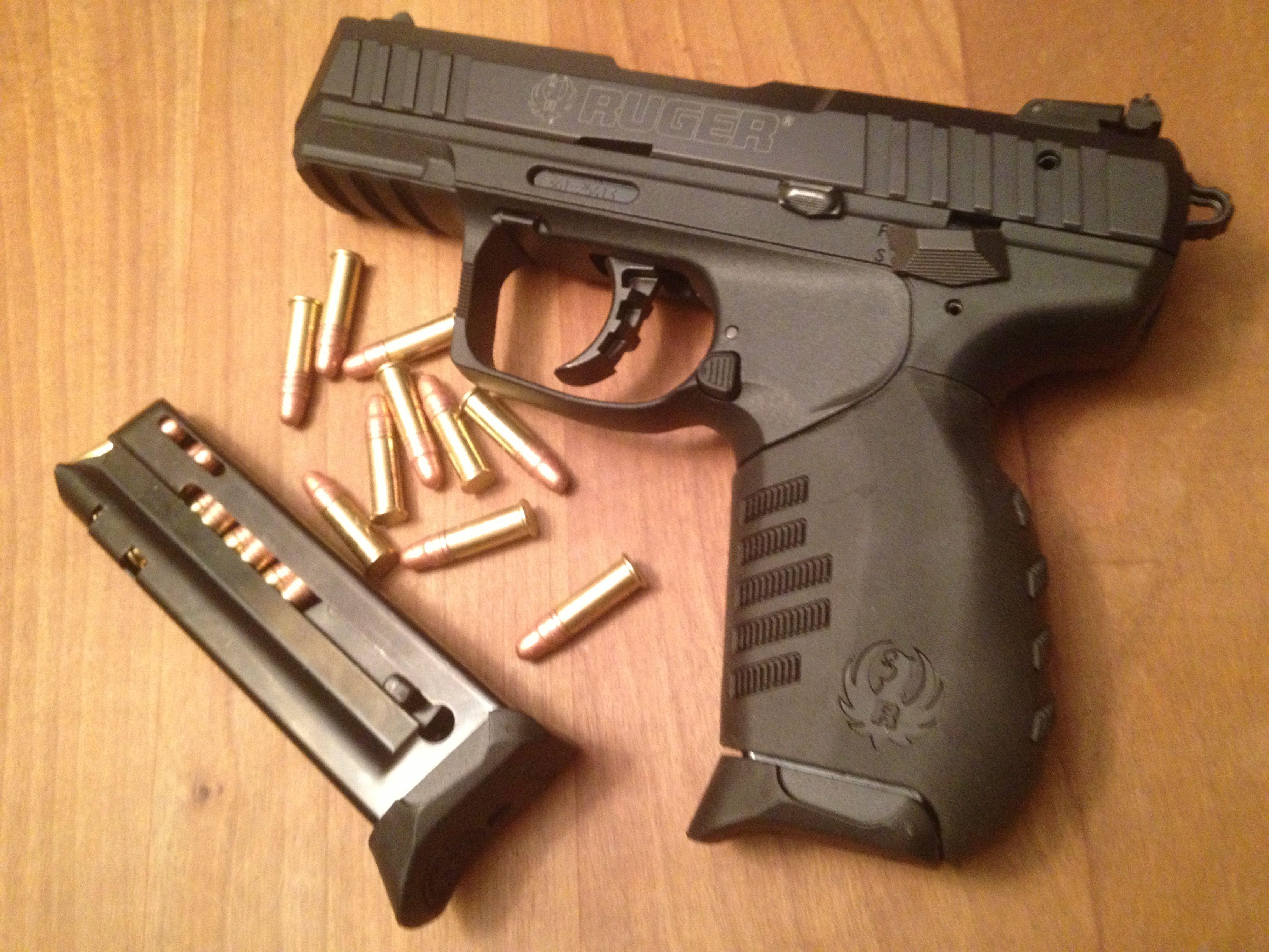 Ruger SR22 - I Love This Gun!