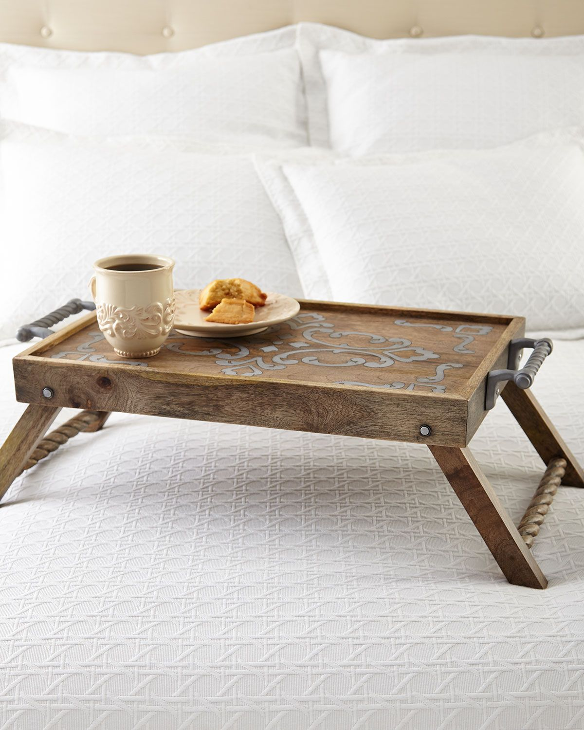 GG Collection Bed Tray and Stand