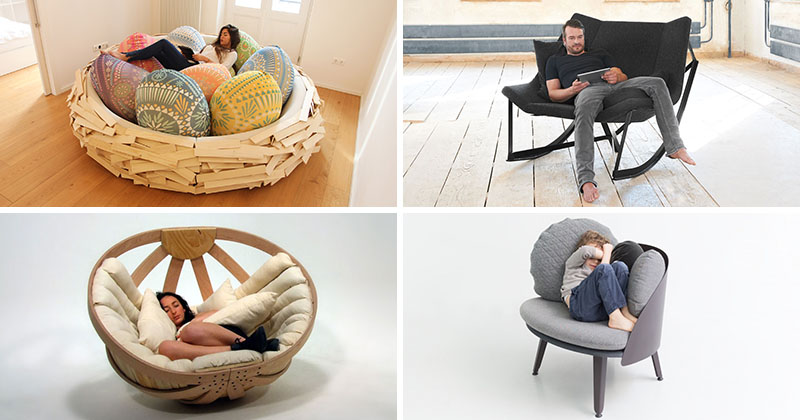 12 Comfy Chairs That Are Perfect For Relaxing In Comfy