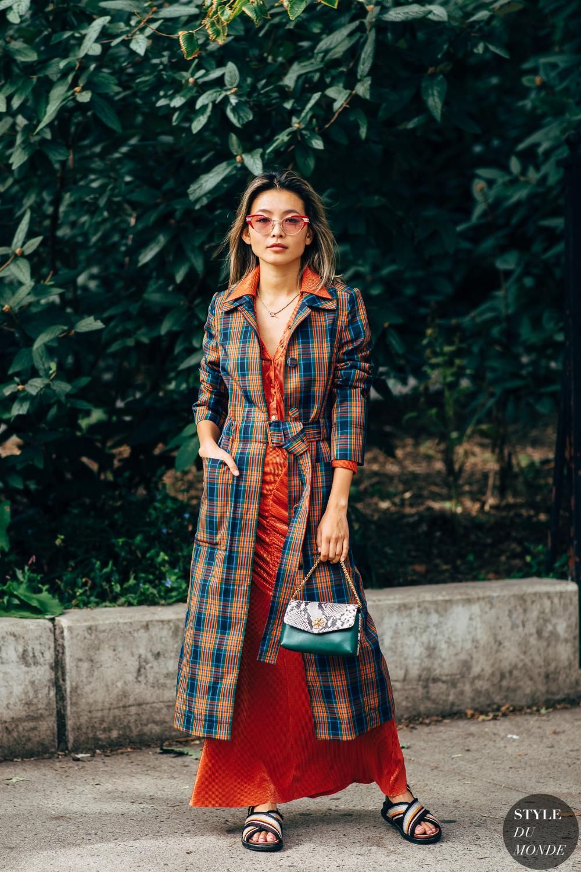 New York SS 2020 Street Style: Yan Yan Chan - STYLE DU MONDE | Street Style Street Fashion Photos Yan Yan Chan