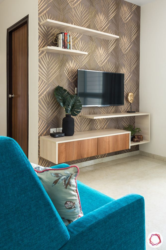 Compact 2BHK Designed on Tight Budget