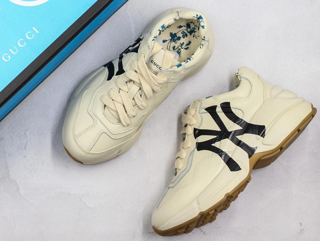 Gucci, Sneakers, New york yankees baseball