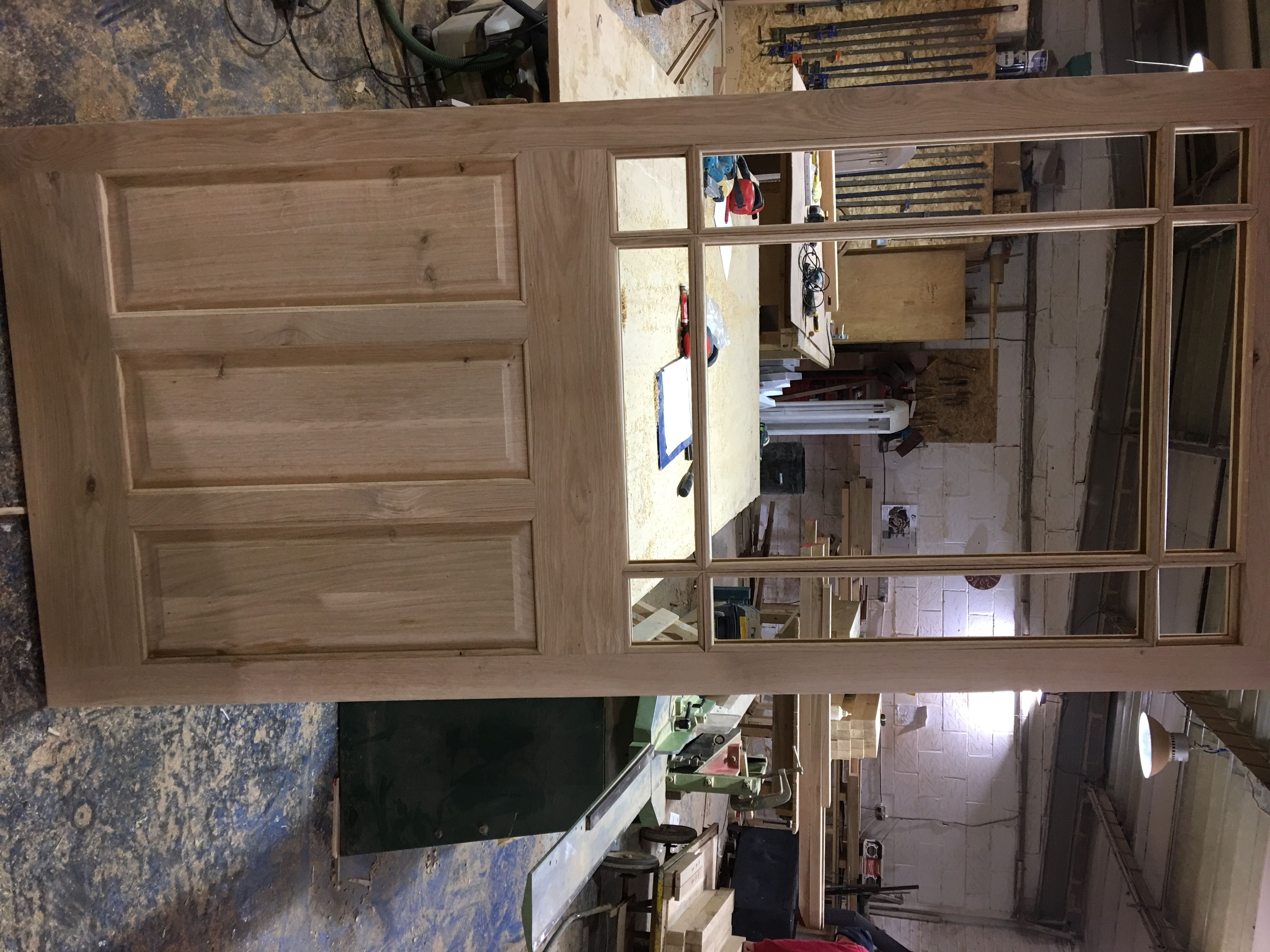 all our frames & doors are traditionally made to meet all